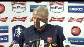 Wenger Press Conference