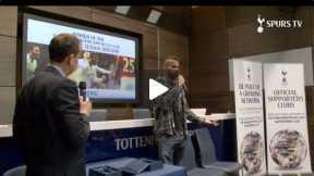Tottenham end Season award