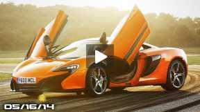 New McLaren P13, New Lexus LFA Supercar, Fastback Volkswagen CC