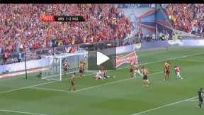 Arsenal Vs Hull City (F.A Cup) - BiteSize