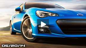 Subaru BRZ Cosworth, New Rolls Royce Phantom, New Mercedes GLB