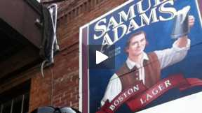 THHG at Sam Adams: Brewing the American Dream.