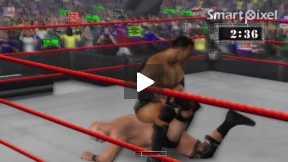 smack down 3 Single Match(part 2)