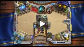 Hearthstone Warrior Basic deck Vs Shaman