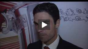 Arteta Reaction on F.A Cup final