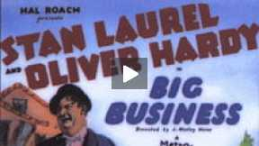Laurel and Hardy in Big Business