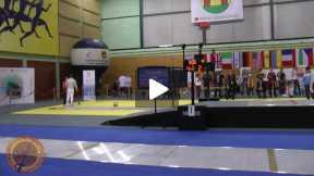 Warsaw 2014 - L32 - Kim KOR v Apithy FRA