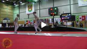 Warsaw 2014 - L32 - Van Holsbeke BEL v Szilagyi HUN