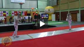 Warsaw 2014 - L16 - Occhiuzzi ITA v Yakimenko RUS