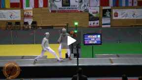 Warsaw 2014 - L4 - Hartung GER v Samele ITA
