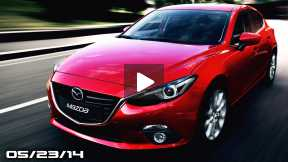 New Mazda Speed3, Cadillac ATS Coupe Price, Mercedes C-Class 4 Door, & More!