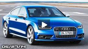 New Audi A7, Ford Mustang GT350, Lamborghini 5-95 Zagato