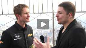 #InTheLab w 2014 Indianapolis 500 Champion Ryan Hunter-Reay