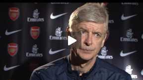 Wenger on Premier League Season 2013/2014