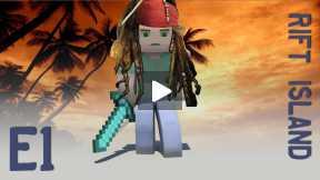 Minecraft - Rift Island - E1, Stranded and Alone