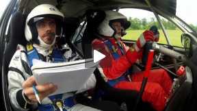 29° Rally Bellunese 2014 Fatichi-Pollini SS8 Cesio OnBoard