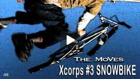 Xcorps 3. SNOWBIKE - FULL SHOW