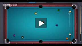 pool ball billiard 6