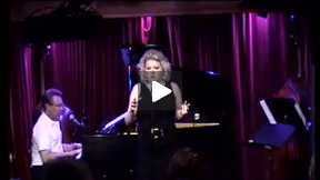 Tanya Moberly Live at The Cornelia Street Cafe