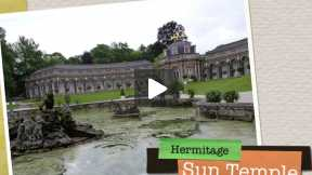 Photo slideshow - Hermitage in Bayreuth, Germany