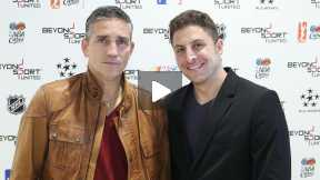 #InTheLab with Jim Caviezel