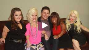 #InTheLab with Lifetime's Little Women: LA