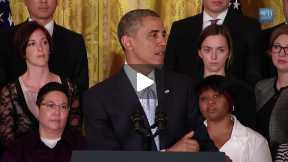 President Obama Signs H.R. 81