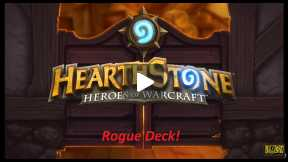 Let's Play: Hearthstone - Rogue Deck