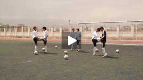 Esteqlal Goal Keepers Training Center part 4
