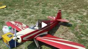 Stits Playboy, flight in Ghisalba(Bergamo, Italy) 2014-06-07