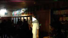 Superb singing performance( Farewell Party By EE students )