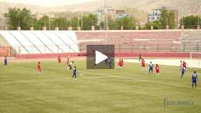 Premier League of Kabul, Esteqlal vs Sanaee
