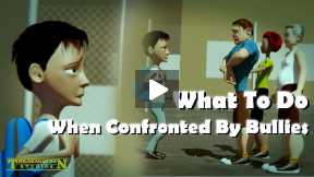 What To Do When Confronted By Bullies! (Webisode #1)