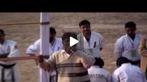 NATIONAL KYOKUSHIN KARATE CHAMPIONSHIP OPENING (PART 1)