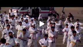 NATIONAL KYOKUSHIN KARATE CHAMPIONSHIP OPENING (PART 4)