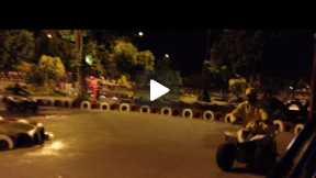 Car Racing at LAKE VIEW PARK Islamabad, Pakistan