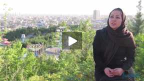 Herat, an Historical City with Active Young Women