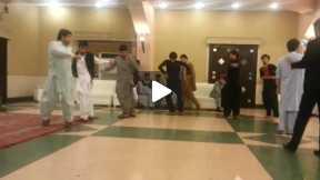Afghan Traditional Dance (1)