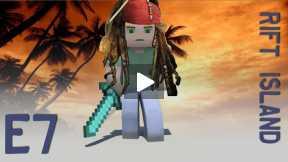 Minecraft - Rift Island - E7, Teach a Man to Fish