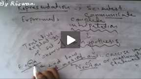 Understanding Chemistry (Lecture 2) How we study chemistry? (part c)