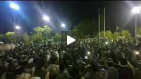 DR. Ashraf Ghani Won, Celebrations in Kandahar