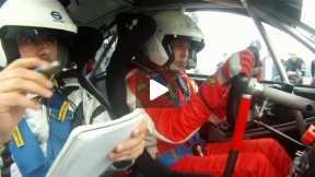 29° Rally Bellunese 2014 Fatichi-Pollini SS1 Lentiai OnBoard