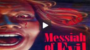Messiah of Evil / Mesías del mal. (V.O.S.español)