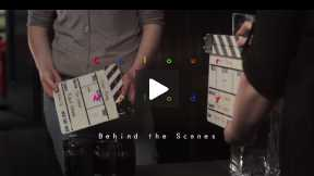 Colour Melody | Behind the Scenes