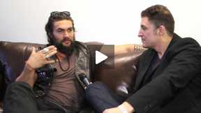#InTheLab with Jason Momoa