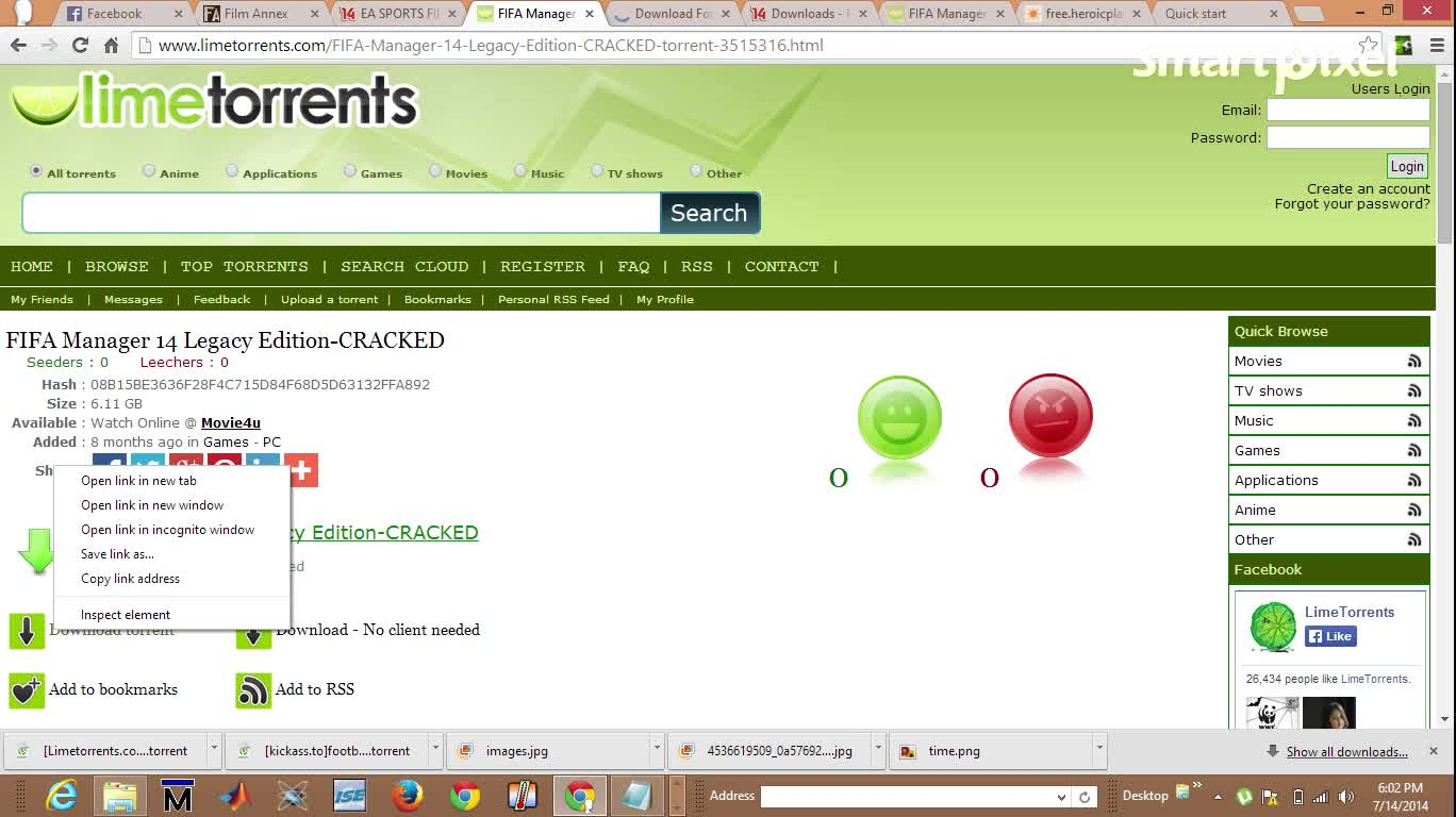 How To Download Fifa Manager 14 By Furqan Azam