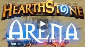Let's Play: Hearthstone - Arena: Scelta Deck e Primo Match!
