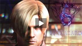 Resident Evil 6 Leon Story Part 8