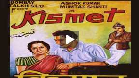 Kismet. [Ashok Kumar] (Hindi sub. english)