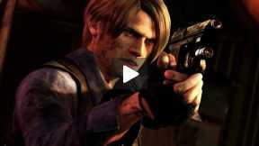 Resident Evil 6 Leon Story Part 9